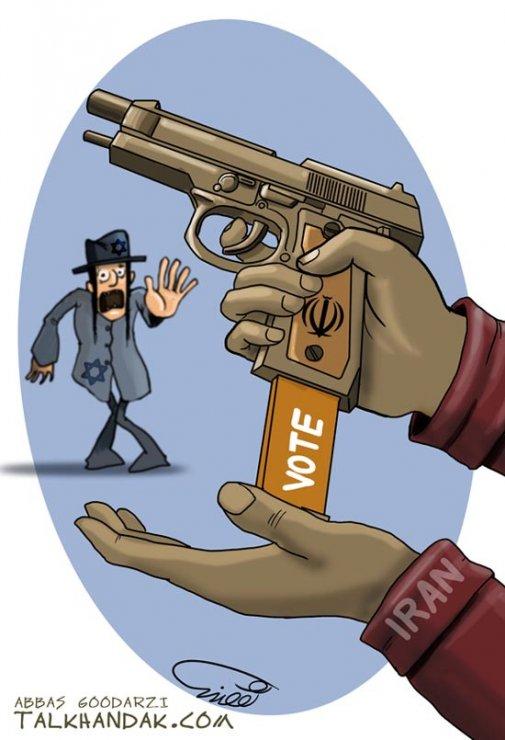 هر رای ما تیری است در سینه دشمن