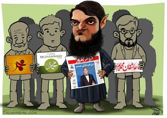 محمد قوچانی,روزنامه,اصلاح طلب,نشریه,زنجیری,ژورنالیست,چپی,ماهنامه,سیاسی,دولت