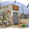 کاریکاتور نوروز در افغانستان