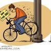 زمستان,سرد,سرما,دوچرخه,سیاسی,اقتصاد,کاپیتالیسم,کارتون,کاریکاتور,گودرزی,ستون,وال استریت,آمریکا,عباس,bicycle,usa,american,boy,wall,cartoon,abbas,goodarzi,99%,1%,wall st,bicycle