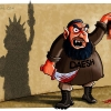 کاریکاتور,داعش,گروه داعش,اخبار داعش,عکس کاریکاتور,جنایات گروه داعش,cartoon network,صدای آمریکا,سوریه,تروریستها