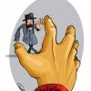 لرز-ترس-Shivering - fear - Jewish - Zion - Freemasons - Hat - Rabbi - Attack - Shadow - retreat - Netanyahu - depth - perspective - fade - Fade Away - Destruction - Power - Coward - scare - Palestine - Iran - Bahrain - Yemen - Egypt - Lebanon - Oman - Arabic - Persian - fighter - the threat - the area - hands - hands - Paintings - Digital - Art - art committed - revolutionary art - artist - against - the end - Apocalypse - Cartoons - Cartoons - fingers - political cartoons - Politics - Social - Clever - clever - stupid - Help - Abbas - Goudarzi - Abbas Goudarzi - Goudarzi - Cartoons Goudarzi - events - the Muslim - Islam - Muslim - Muslim - Revolution - Wake - The Islamic Awakening - Islamic - anger - the world - the Muslim world - furious - Israel ,أحداث,الثورات العربیة,الثورة,الصحوة الإسلامیة,إرادة الشعب,مطالب الشعب,إشتباکات,قتلی,جرحی,المظاهرات السلمیة,عنیفة,اضطرابات, الإحتجاجات- Hand-یهود-صهیون-فراماسون-کلاه-خاخام-حمله-سایه-عقب نشینی-نتانیاهو-عمق-پرسپکتیو-محو-محوشدن-نابودی-قدرت-ترسو-ترساندن-فلسطین-ایران-بحرین-یمن-مصر-لبنان-عمان-عرب-ایرانی-مبارز-تهدید-منطقه-دستها-دستان-نقاشی-دیجیتال-هنر-هنر متعهد-هنر انقلابی-هنرمند-علیه-آخر-آخرالزمان-کارتون-کاریکاتور-انگشت-کاریکاتور سیاسی-سیاست-سیاس-زیرک-باهوش-احمق-کمک-عباس-گودرزی-عباس گودرزی-گودرزی-کاریکاتورهای گودرزی-ABBAS-IRAN-OSO-HELP-HAND-ARTIST-ART-KARICATUR-CARTOON-GOUDARZI-GOODARZI-اتفاقات-دست اسلام-اسلام-مسلم-مسلمان-انقلاب-بیدار-بیداری اسلامی-اسلامی-خشم-دنیا-دنیای اسلام-خشمگین-اسرائیل-دست-dast-eslam