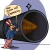 دموکراسی از لوله سلاح های آمریکایی بیرون نمی آید