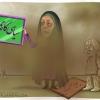 کاریکاتور,معصومه ابتکار,دولت,آلودگی هوا,اهواز,گرد و غبار,محیط زیست,سیاسی,اصلاحات,روحانی,سیاست,خاک,هوا,وزیر,بهداشت,سازمان,dr-salam-ebtekar
