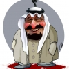ملک عبدالله,عربستان,ملک,عبداله,عبدالله,پادشاه,خون,خونریز,وحشی,وهابی,سنی,اسرائیل,کاریکاتور,سیاسی,کاریکاتور سیاسی,بحرین,malek-abdollah