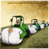 کاریکاتور,عربستان,حاجی,حج,غلطک,عرب,مکه,حج,کاروان,کشتار,جنازه,فاجعه در منا