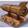 اسرائیل و موشک تروا در منطقه,اسرائیل,خاورمیانه,موشک,نظامی,حمله,سرباز,تروریست,ستاره داود,عباس گودرزی,کاریکاتور,کارتون,تصویر