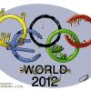 olampic-2012 cartoon