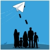کاریکاتور,تلگرام,نرم افزار,موبایل,فضای مجازی,خانواده,خانواده ایرانی,بمب,موشک,حمله,دختر,پسر,مادر,پدر,زن,telegram