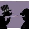 کاریکاتور,عکس کاریکاتور,دانلود عکس,دانلود پدستر,کاریکاتورسیاسی,بامزه,خنده دار,آمریکا,ظریف,روحانی,وزارت خارجه,دیپلماسی,دیپلماسی خنده,احمق,terorism,گلوله,تفنگ,ترور