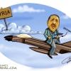 ترکیه,اردوغان,کاریکاتور,حمله نظامی,سیاست,سوریه,turkey-and-syria