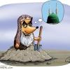 کاریکاتور,کارتون,سیاسی,مفتی,وهابی,تخریب,قبور ائمه,حجر بن عدی,سوریه,وهابیت