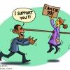 wall,تلخندک,آمریکا,طنز,کارتون,رییس جمهور,دختر,دروغ,مردم,انقلاب,دلار,کاریکاتور,گودرزی,عباس,وال استریت, بدعم ,اوباما,st