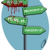 usa,تابلو,خیابان,خون,آزادی,حقوق,بشر,آمریکا,خشونت,تلخندک,گودرزی,عباس,کاریکاتور,کارتون,با کیفیت,سیاست,من,wallstreet