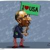عکس کاریکاتور,دانلودعکس,پوسترکاریکاتور سیاسی,صادق,زیباکلام,سیاست,حمایت از آمریکا,چپ,اسرائیل,ziba-kalam