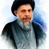شهید,محمدباقر,صدر,عراق,شهادت,علما,روحانی,نقاشی,چهره,دیجیتال پینت,طراحی