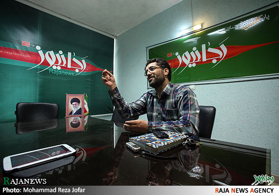 مصاحبه عباس گودرزی